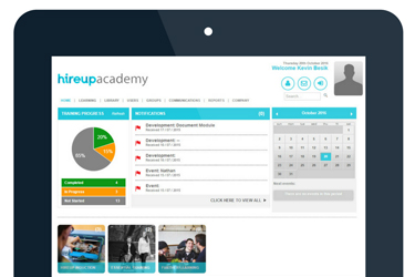 "Hireup launches ""Hireup Academy"" a digital Learning & Communications program to empower support workers and reduce risk"